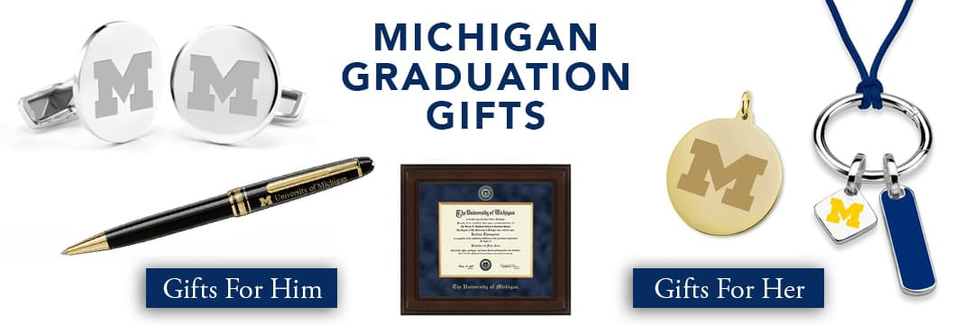 Michigan Graduation Gifts for Her and for Him