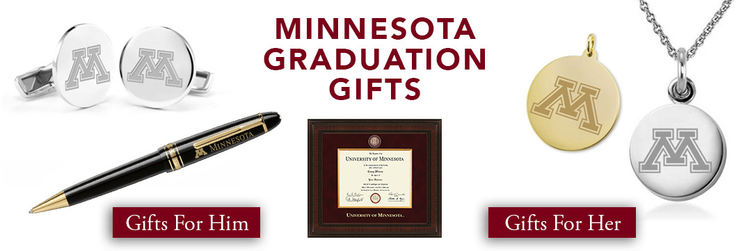 Minnesota Graduation Gifts for Her and for Him