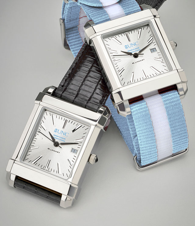 UNC Kenan-Flagler Men's Watches. TAG Heuer, MOVADO, M.LaHart