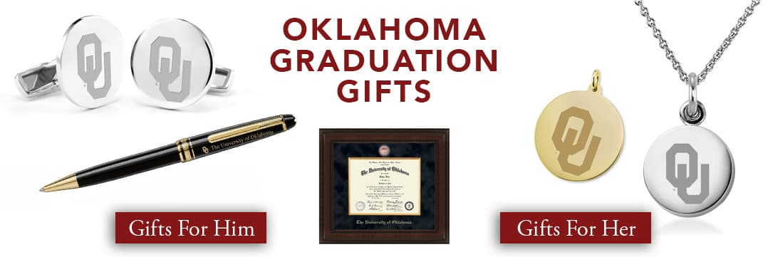 Oklahoma Graduation Gifts for Her and for Him