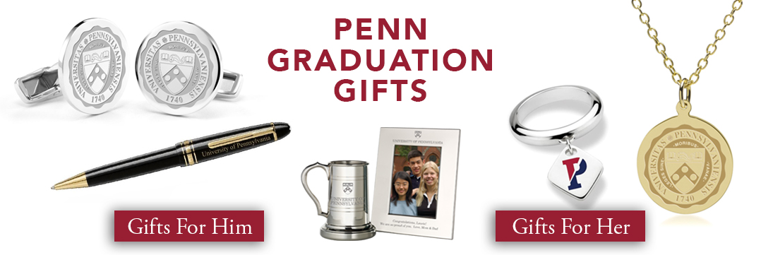 Penn Graduation Gifts for Her and for Him