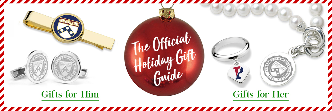 The Official Holiday Gift Guide for Penn