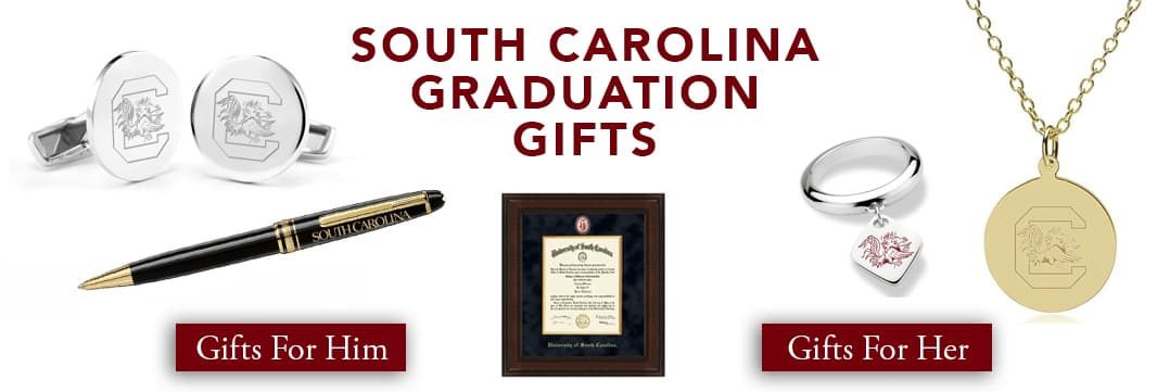 South Carolina Graduation Gifts for Her and for Him