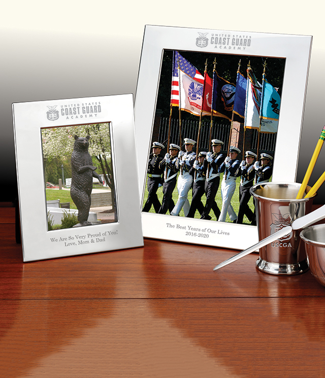 Coast Guard Academy - Frames & Desk Accessories