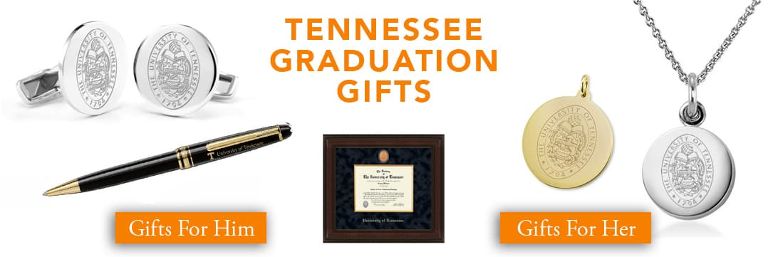 Tennessee Graduation Gifts for Her and for Him