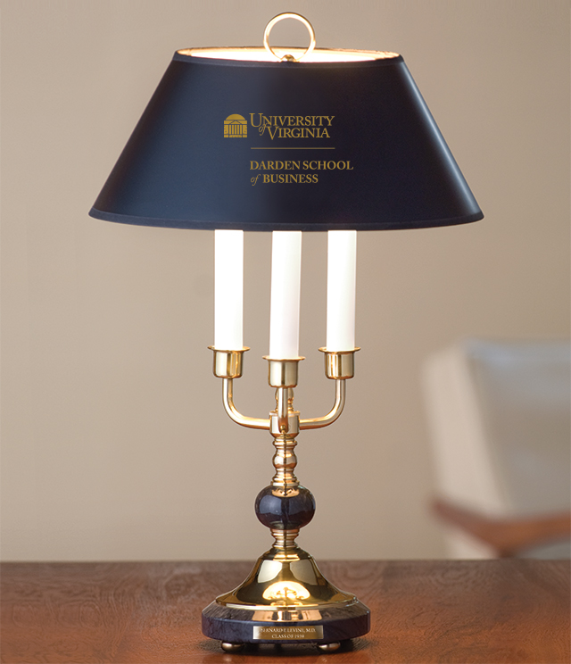 UVA Darden Home Furnishings - Clocks, Lamps and more - Only at M.LaHart