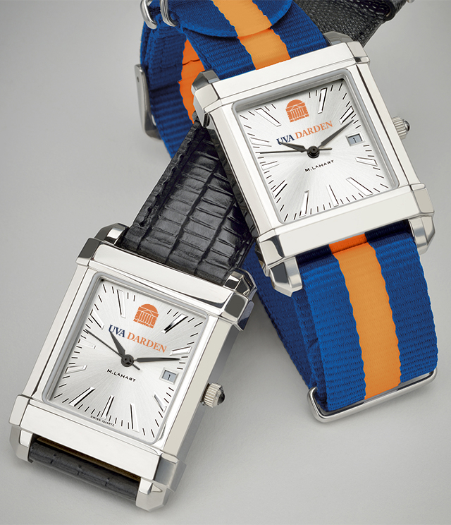 UVA Darden Men's Watches. TAG Heuer, MOVADO, M.LaHart
