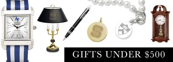 Gifts Under $500