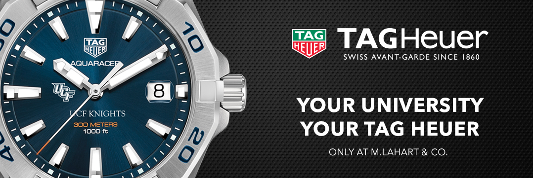 Central Florida TAG Heuer Watches - Only at M.LaHart