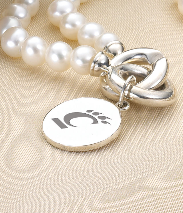 Cincinnati Jewelry for Women - Sterling Silver Charms, Bracelets, Necklaces. Personalized Engraving.