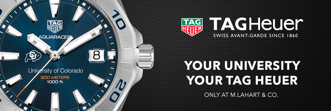 Colorado TAG Heuer Watches - Only at M.LaHart