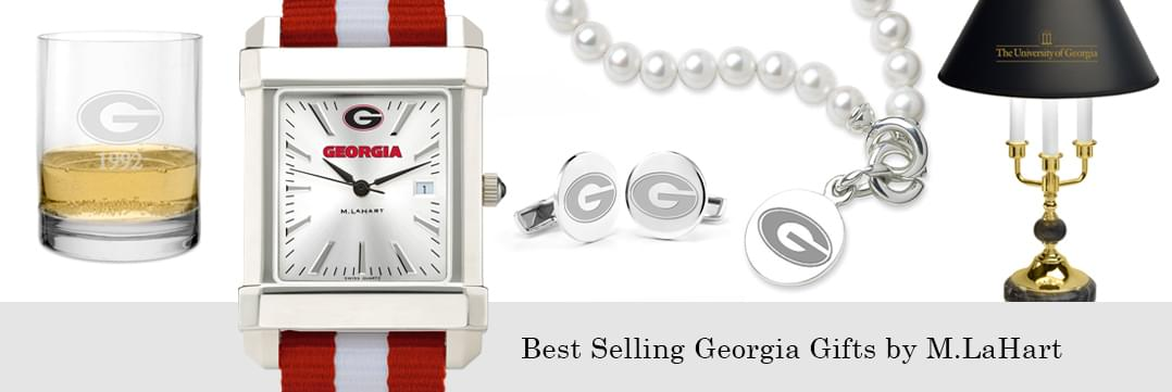 Best selling Georgia watches and fine gifts at M.LaHart