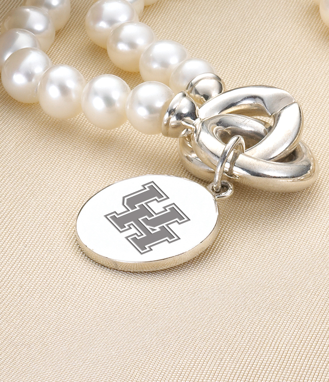 Houston Jewelry for Women - Sterling Silver Charms, Bracelets, Necklaces. Personalized Engraving.