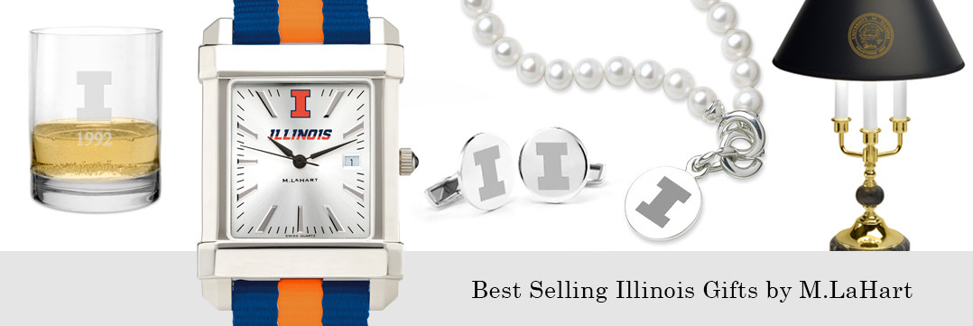 Illinois Best Selling Gifts - Only at M.LaHart
