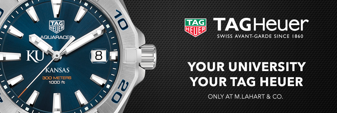 Kansas TAG Heuer Watches - Only at M.LaHart