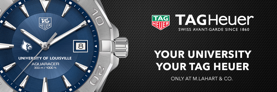 Louisville TAG Heuer Watches - Only at M.LaHart