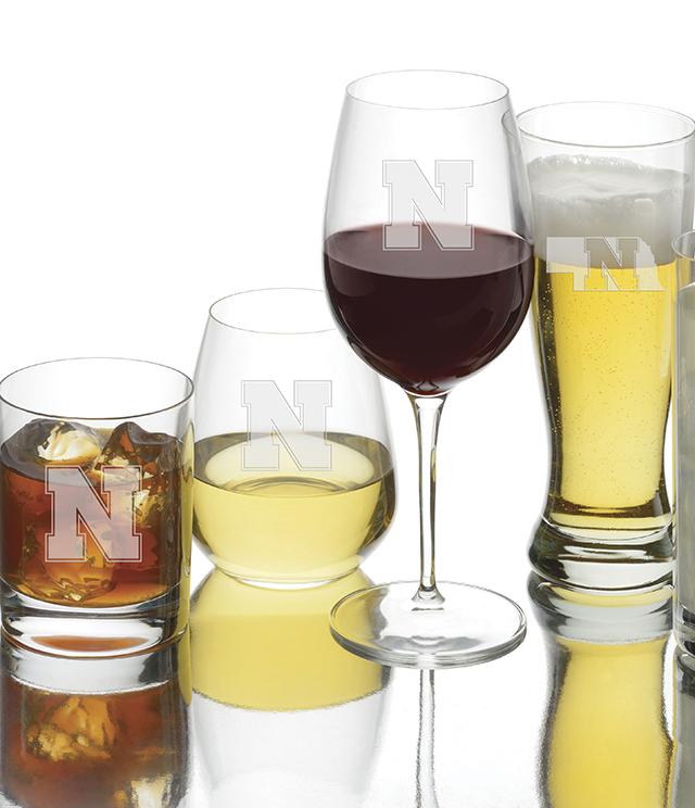Nebraska Glassware - Crystal and Simon Pearce Stemware, Decanter, Nebraska Glass, Tumblers, Pilsners, Wine