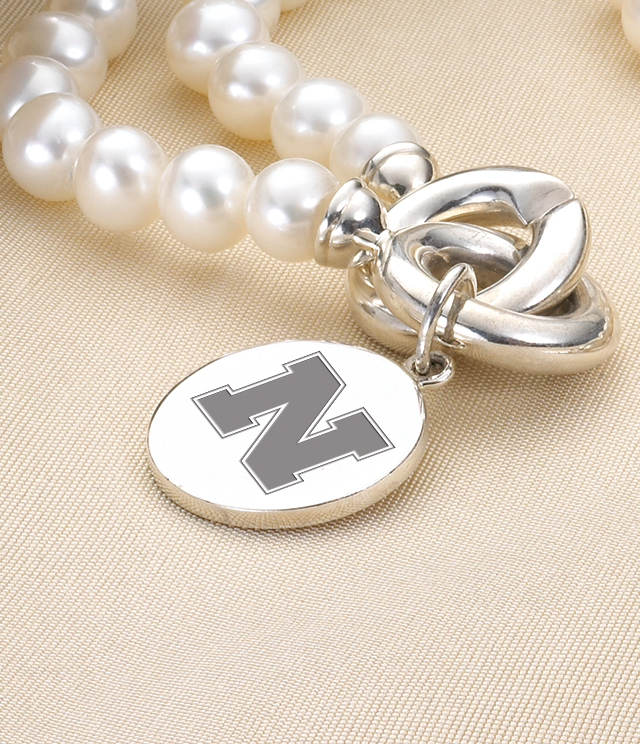 Nebraska Jewelry for Women - Sterling Silver Charms, Bracelets, Necklaces. Personalized Engraving.