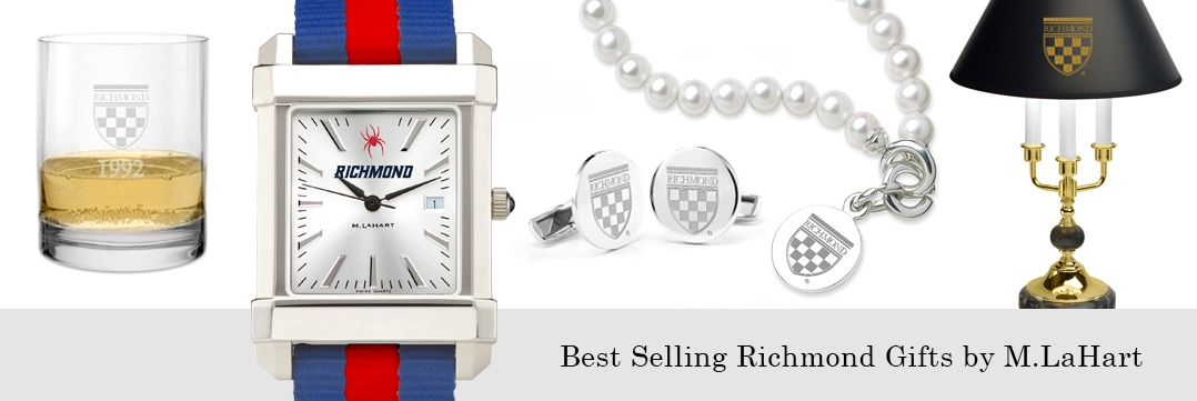 Best selling Richmond watches and fine gifts at M.LaHart