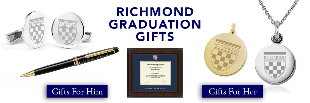 Richmond Graduation Gifts for Her and for Him