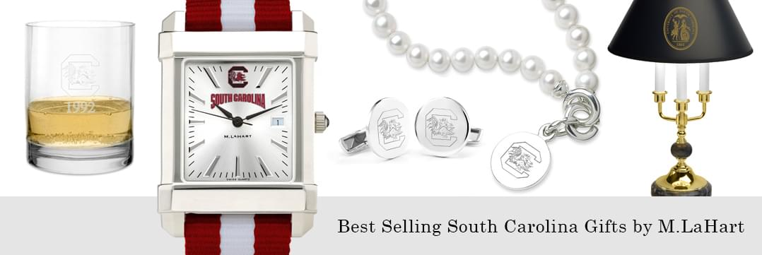 Best selling South Carolina watches and fine gifts at M.LaHart