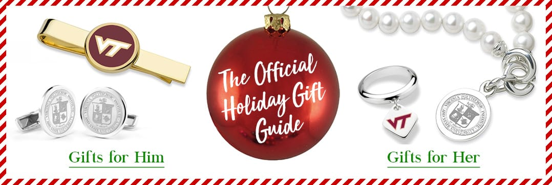 The Official Holiday Gift Guide for Virginia Tech