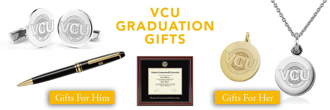 VCU Graduation Gifts for Her and for Him