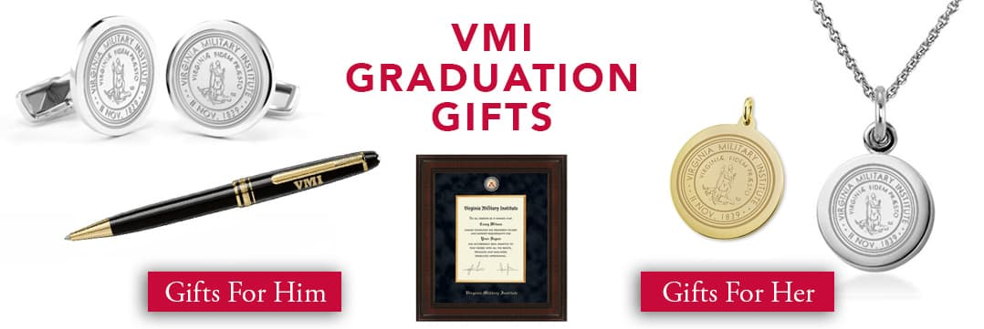 VMI Graduation Gifts for Her and for Him