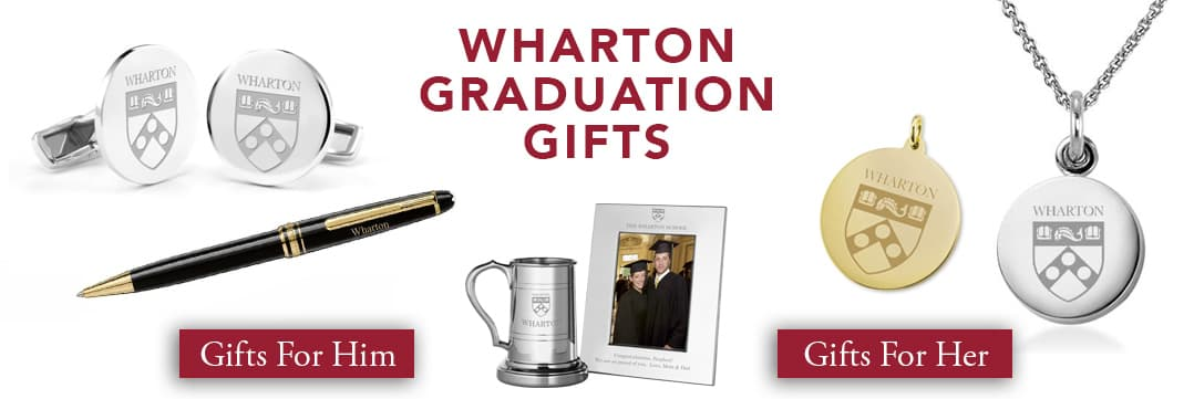 Wharton Graduation Gifts for Her and for Him