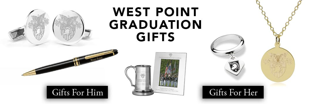West Point Graduation Gifts for Her and for Him