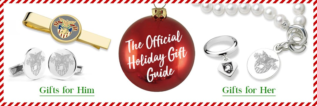 The Official Holiday Gift Guide for West Point
