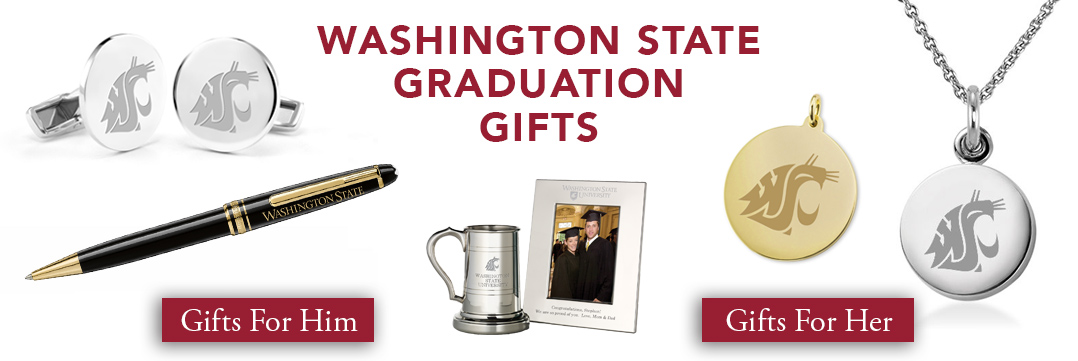 Washington State Graduation Gifts for Her and for Him