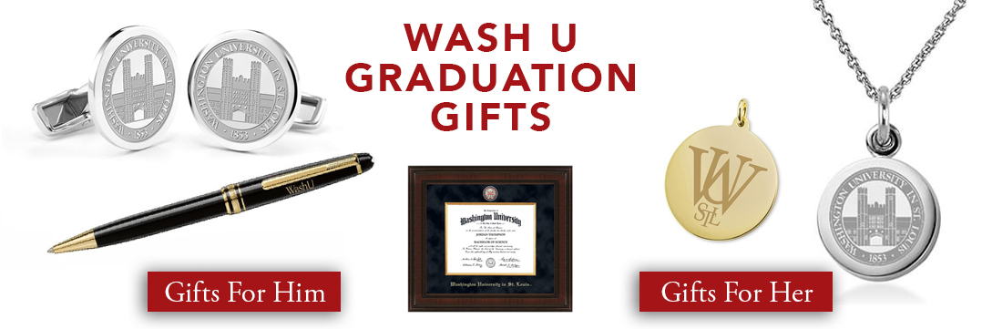WUSTL Graduation Gifts for Her and for Him