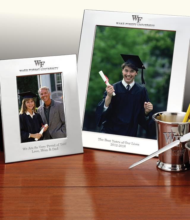 Wake Forest - Frames & Desk Accessories