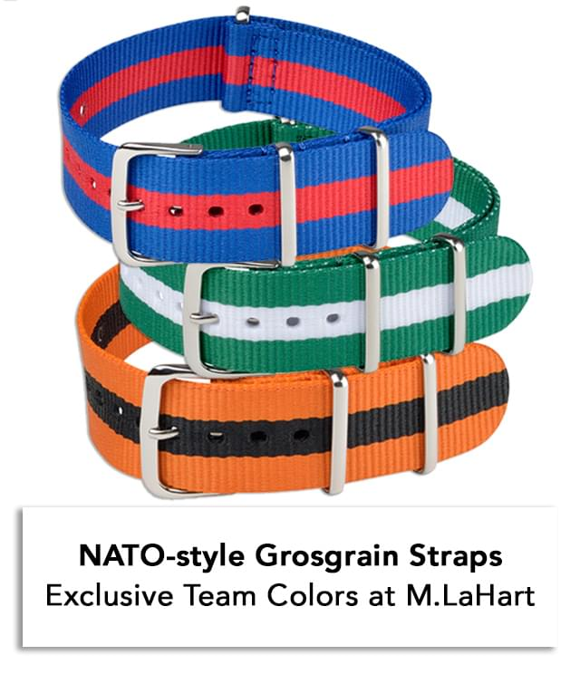 The Private Collection - Watch Straps
