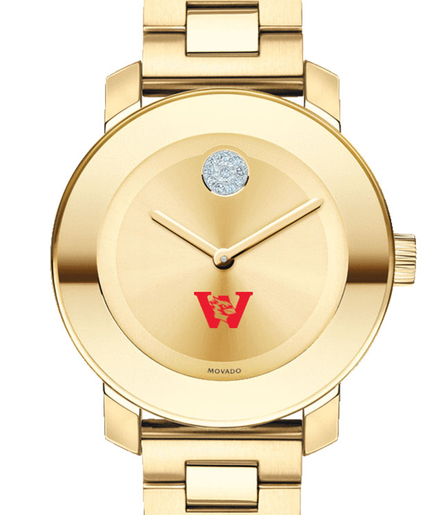 Wesleyan University Women's Watches. TAG Heuer, MOVADO, M.LaHart