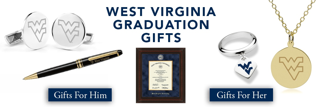 West Virginia Graduation Gifts for Her and for Him