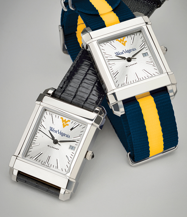 West Virginia - Men's Watches