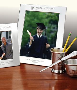 William & Mary - Frames & Desk Accessories