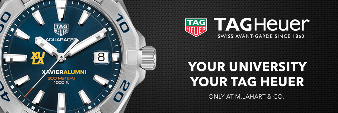 Xavier University of Louisiana TAG Heuer Watches - Only at M.LaHart