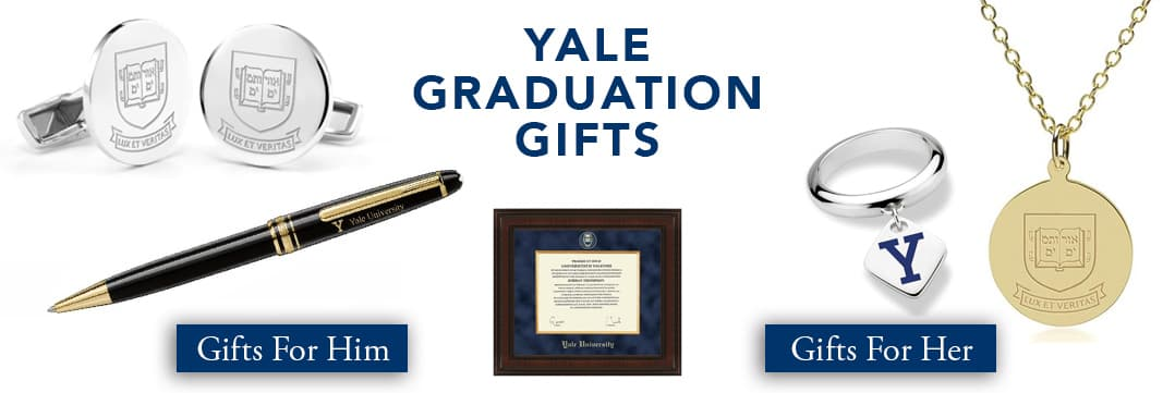 Yale Graduation Gifts for Her and for Him