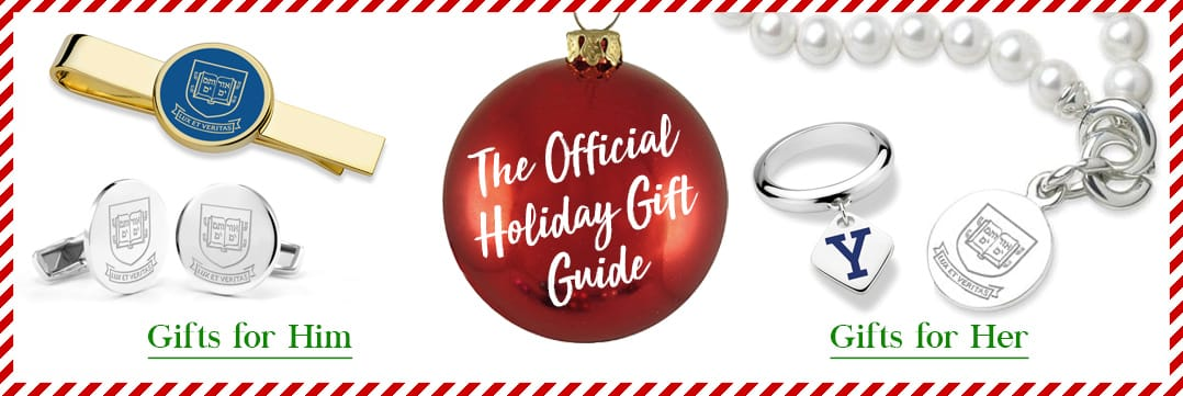 The Official Holiday Gift Guide for Yale