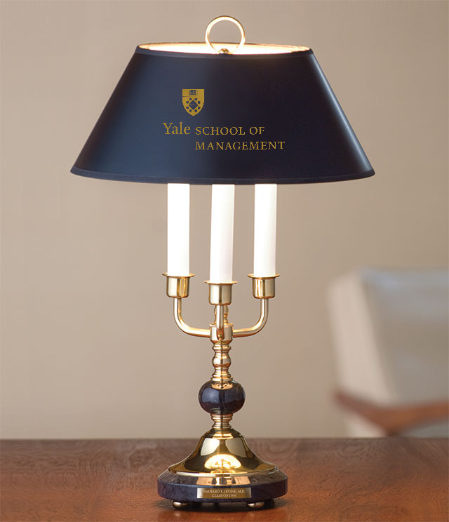 Yale School of Management Home Furnishings - Clocks, Lamps and more - Only at M.LaHart