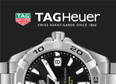 TAG Heuer Logo & Watch
