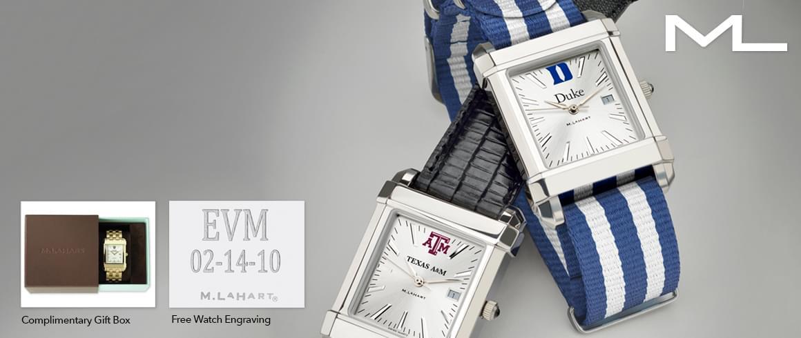 MLaHart Watches