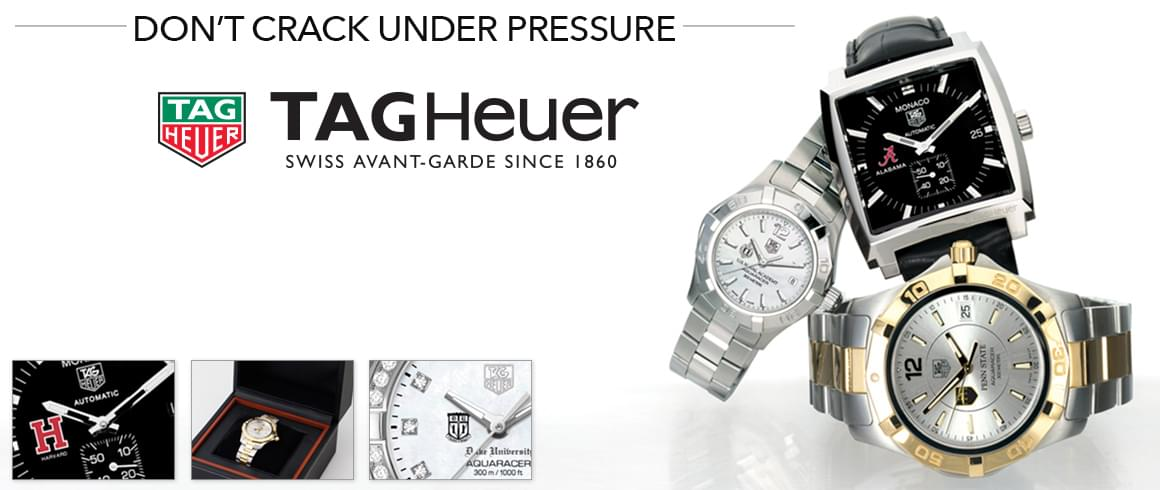 Image result for tagheuer watches banner